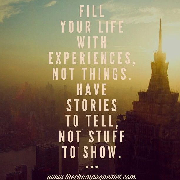 Life Experience Quotes 24