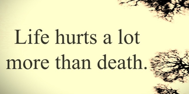 Painful Life Quotes 22