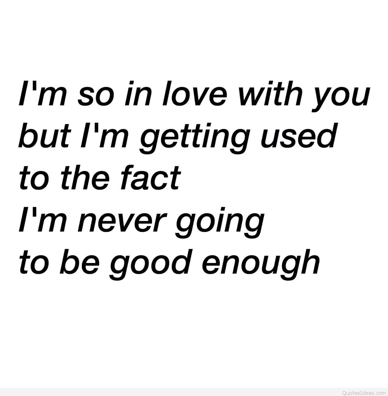 Painful Love Quotes
