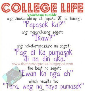 Very Short Quote About School Life