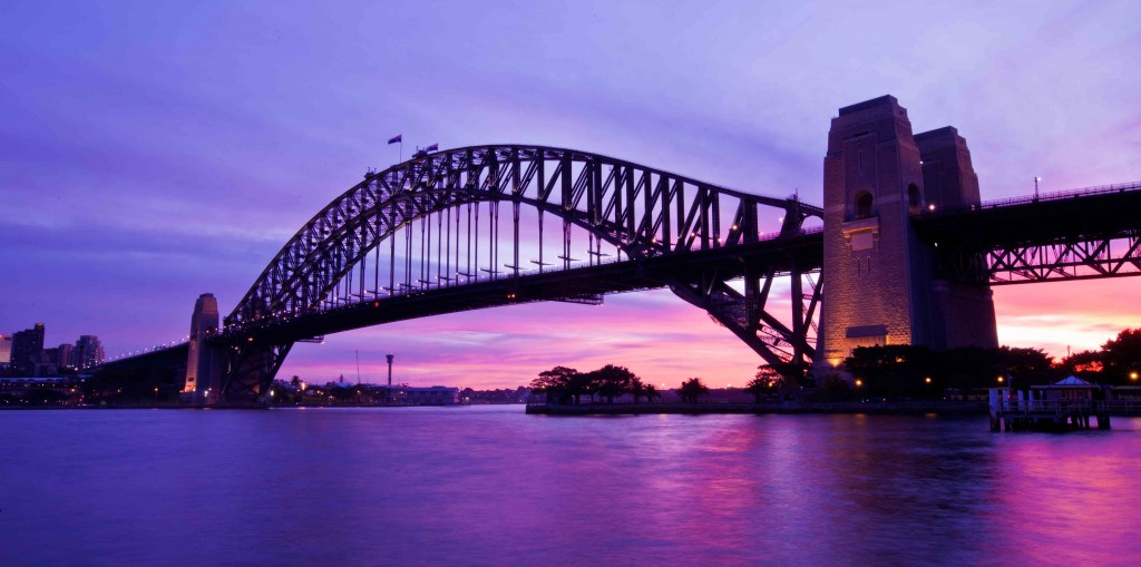 Sydney Harbour Bridge (3)