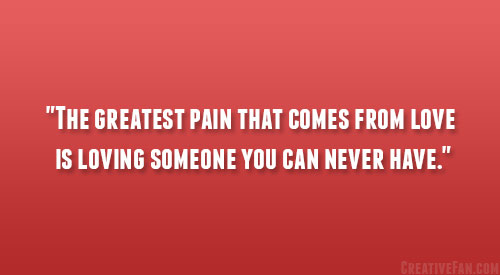 40+ Very Sad Love Quotes & Sayings Will Melt Your Heart - Segerios ...