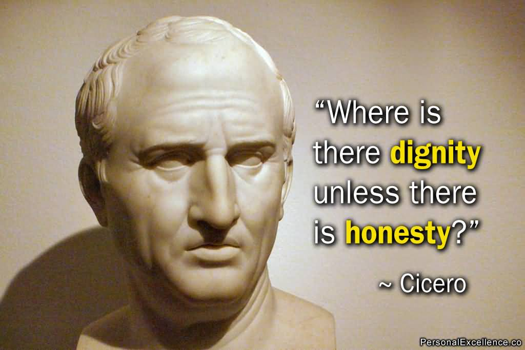 Dignity Quotes 31