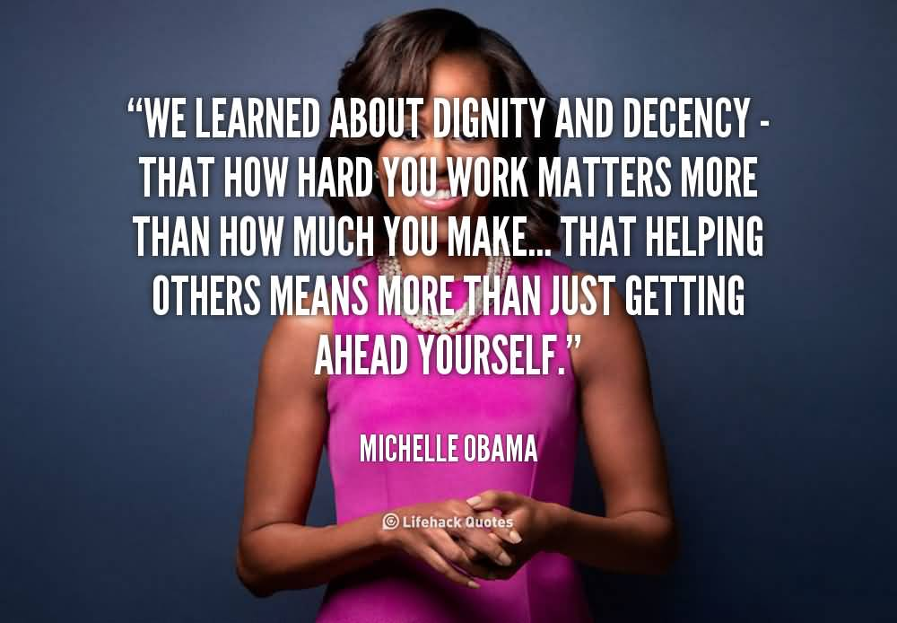 Dignity Quotes 43