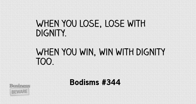Dignity Quotes 46