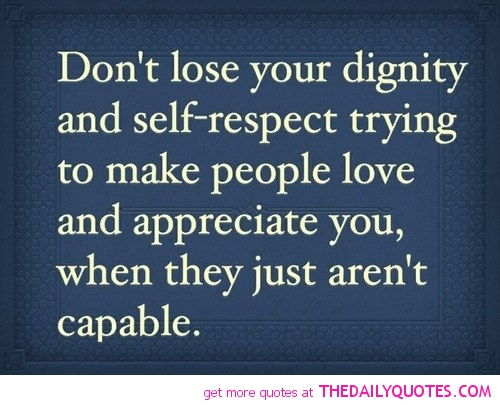 Dignity Quotes 57