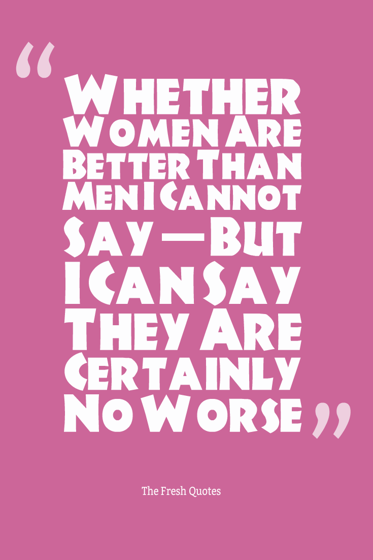 funny quotes about women - 735×1102