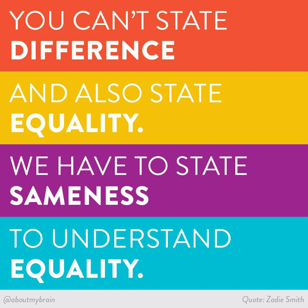 Equality Quotes 85