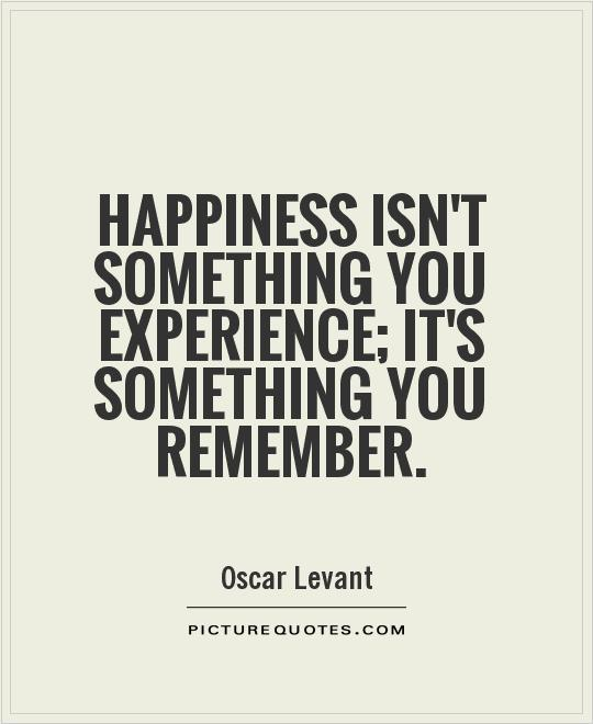 Experience Quotes 025