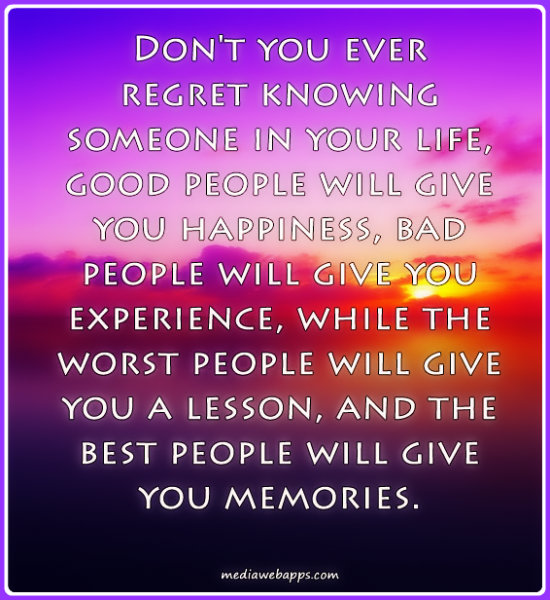 Experience Quotes 072