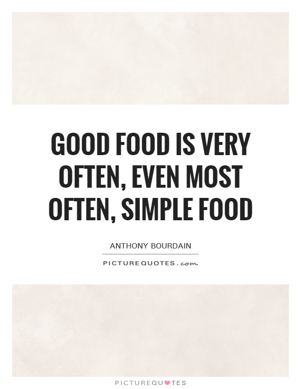 Food Quotes 053