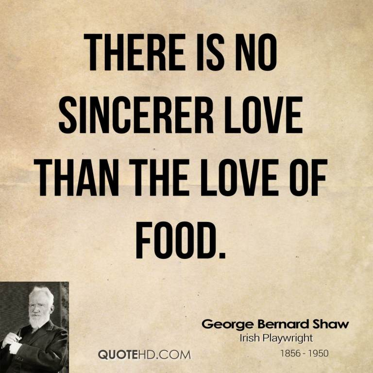 Food Quotes 099