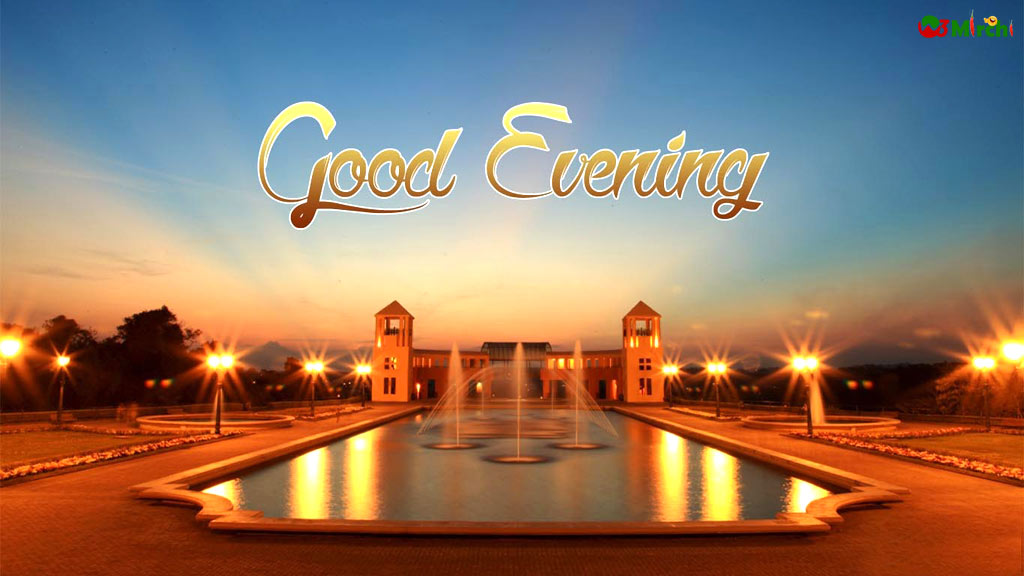 Good Evening Wishes 01