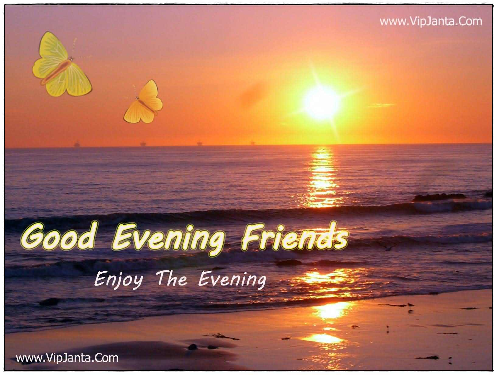Good Evening Wishes 019