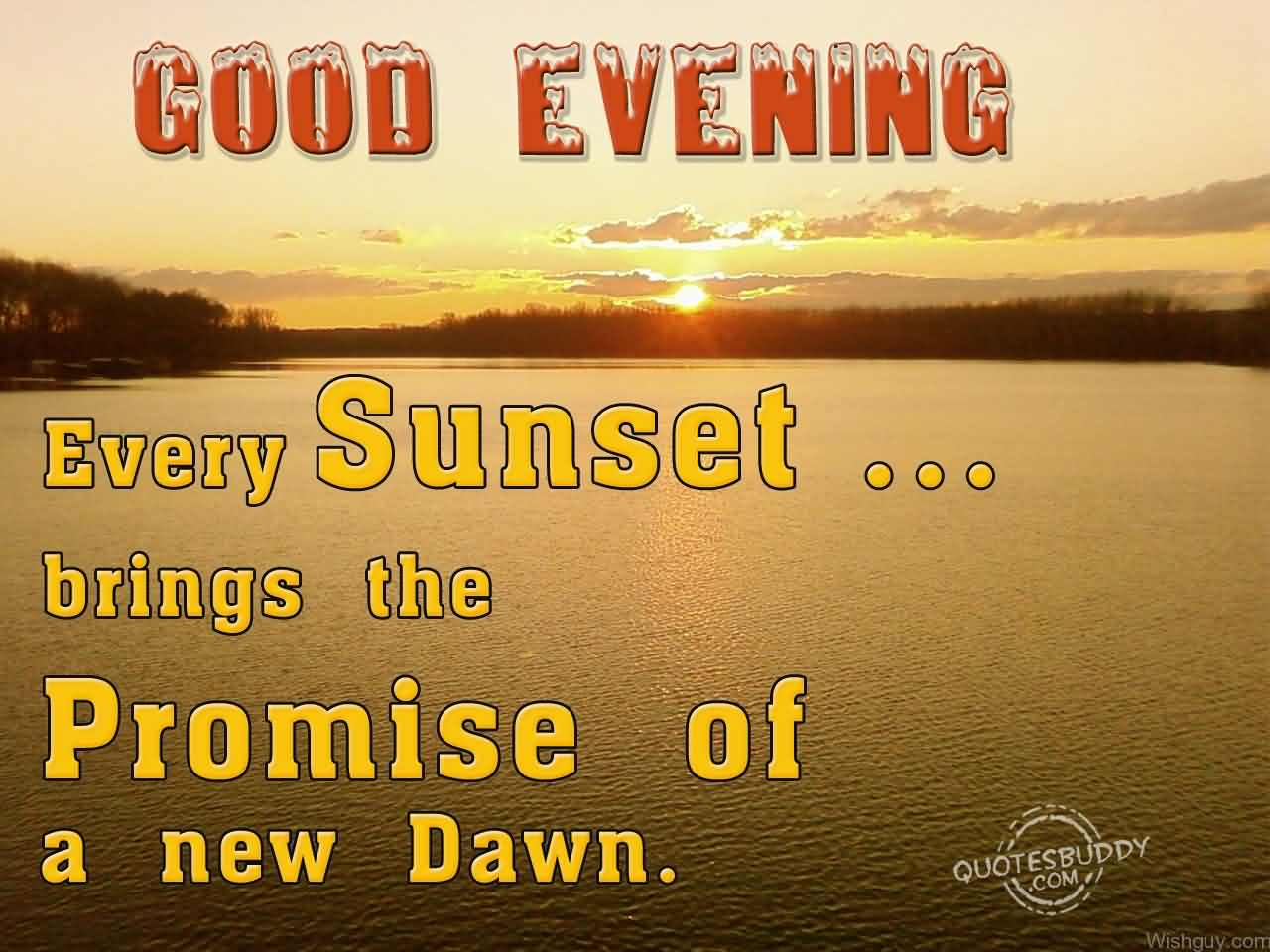 Good Evening Wishes 05