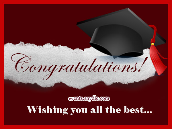 Congratulations wishing you all the best segerios for All the very best images