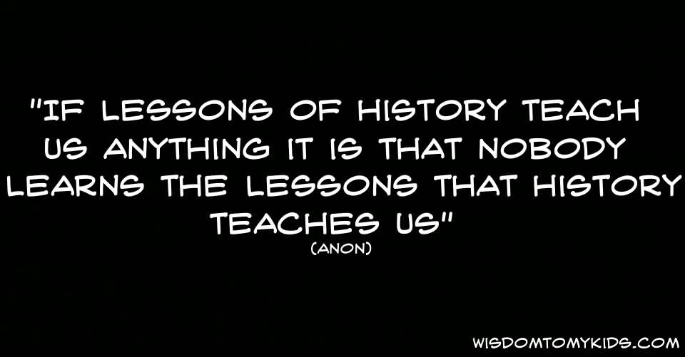 History Quotes 030