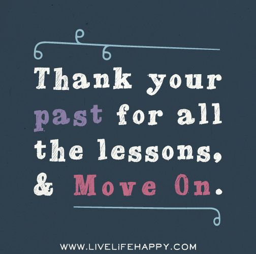 Move On Quotes 06