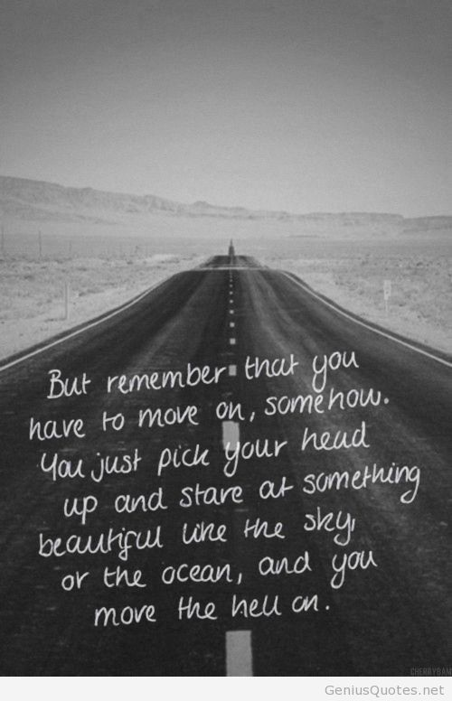 Move On Quotes 43