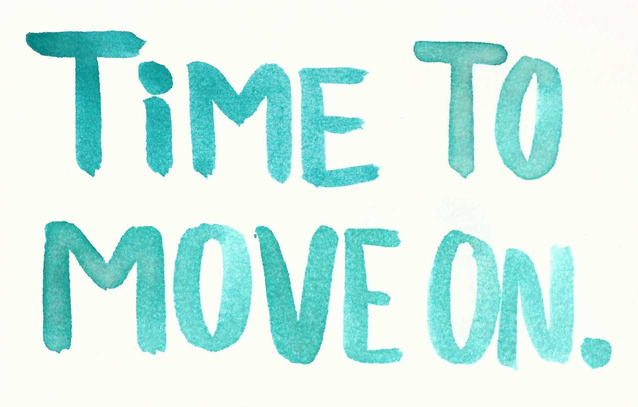 Move On Quotes 52