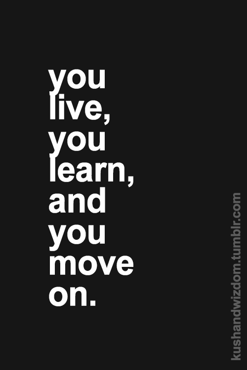 Move On Quotes 64