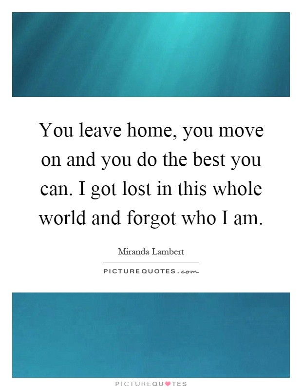 Move On Quotes 66