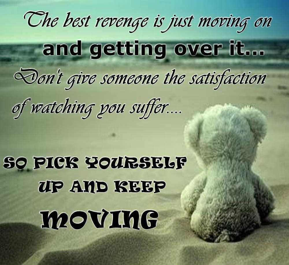 Move On Quotes 71