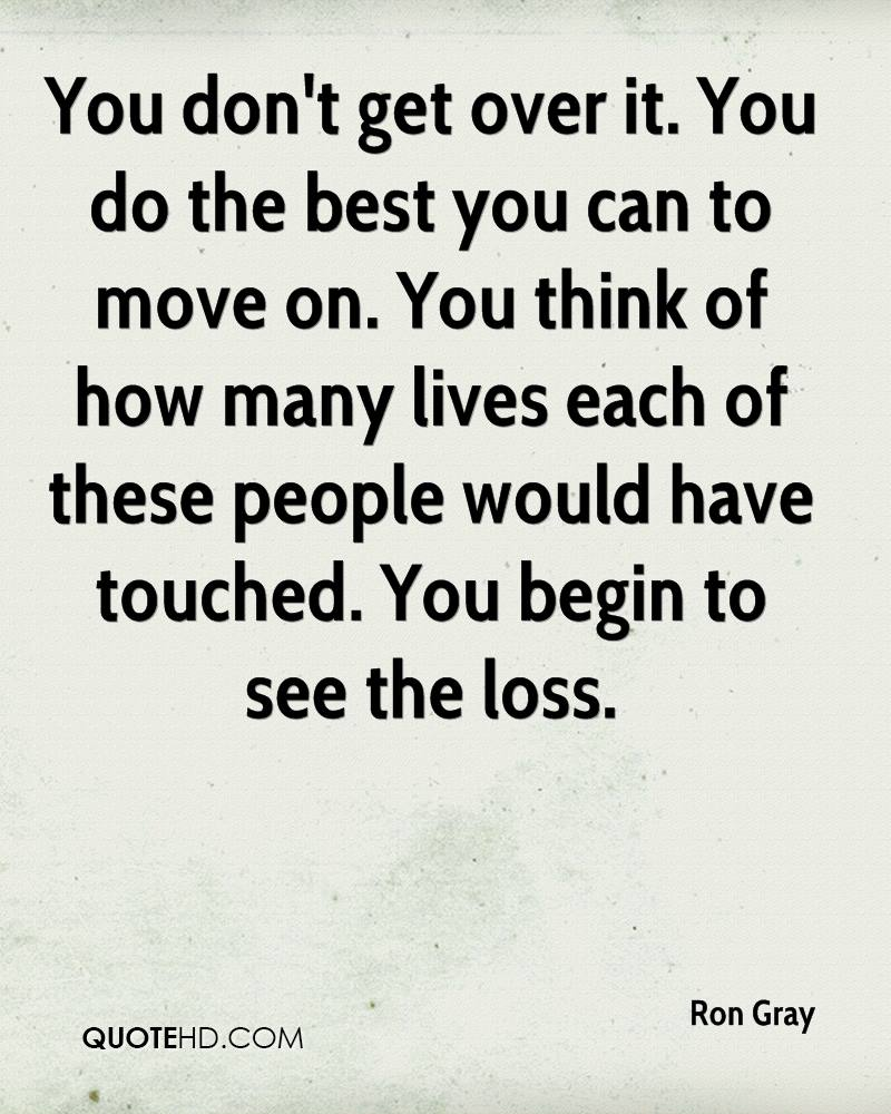 Move On Quotes 72