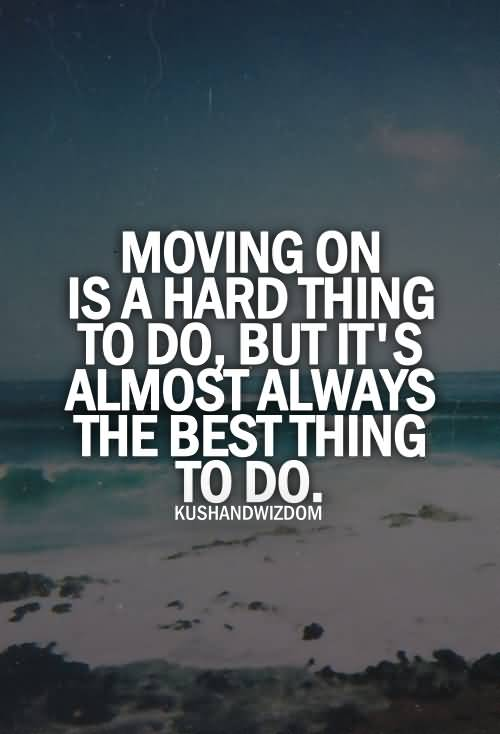 Move On Quotes 93