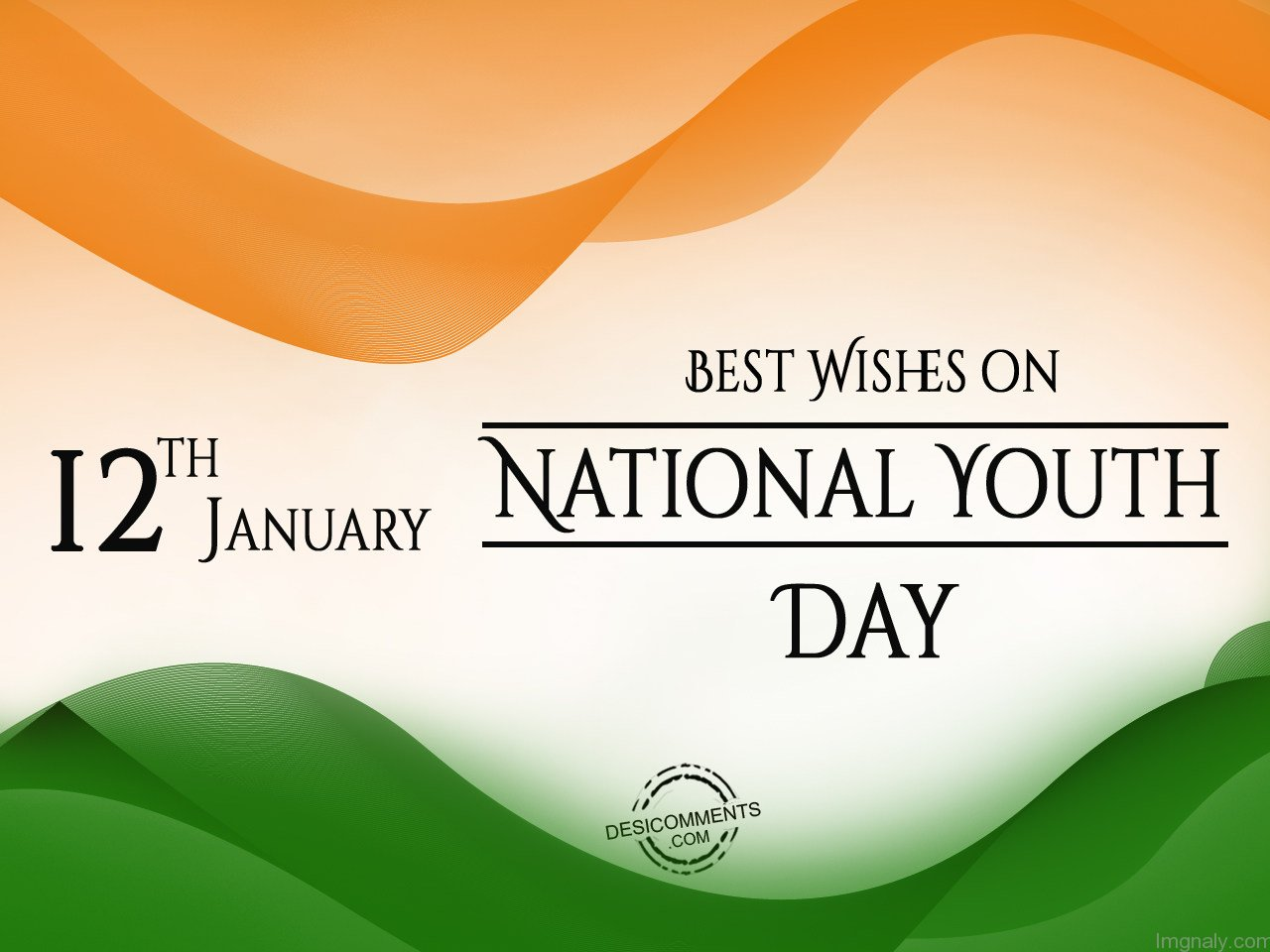 National Youth Day Wishes 24