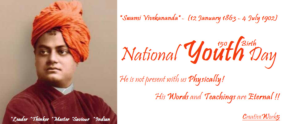National Youth Day Wishes 25