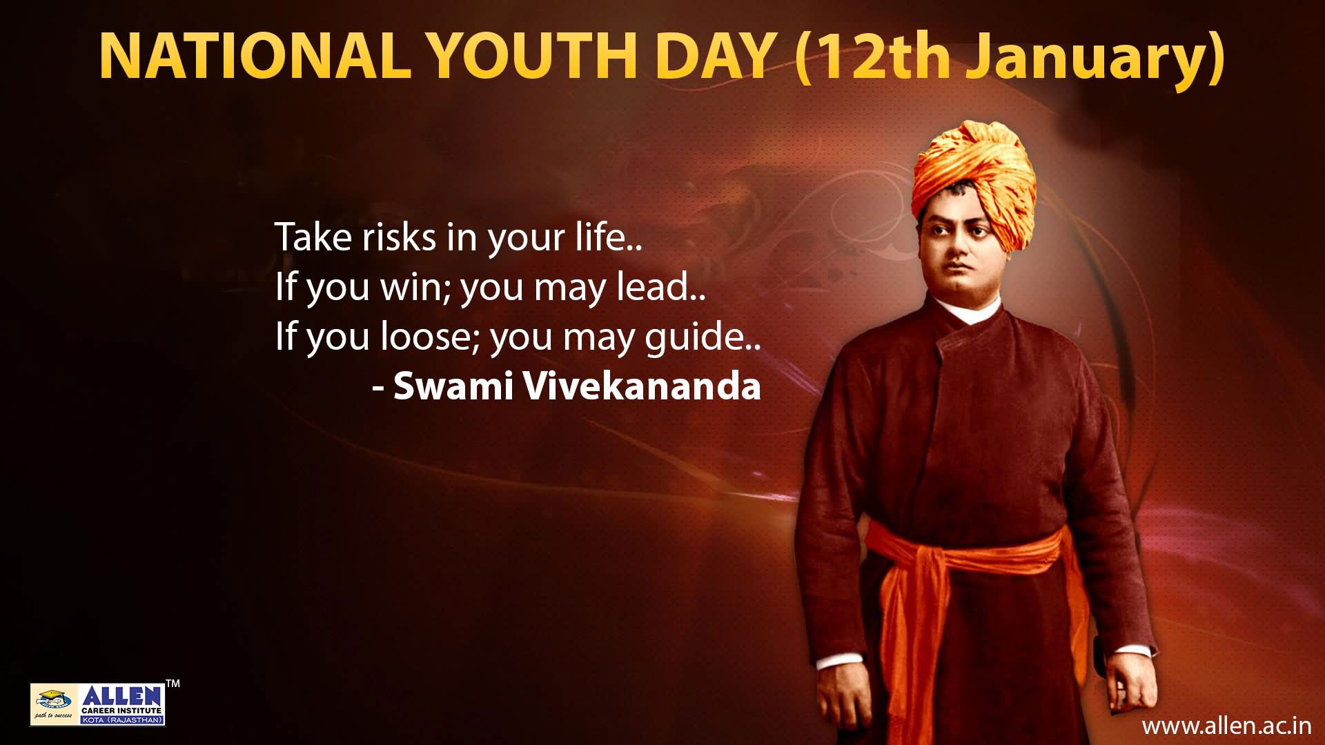 National Youth Day Wishes 31