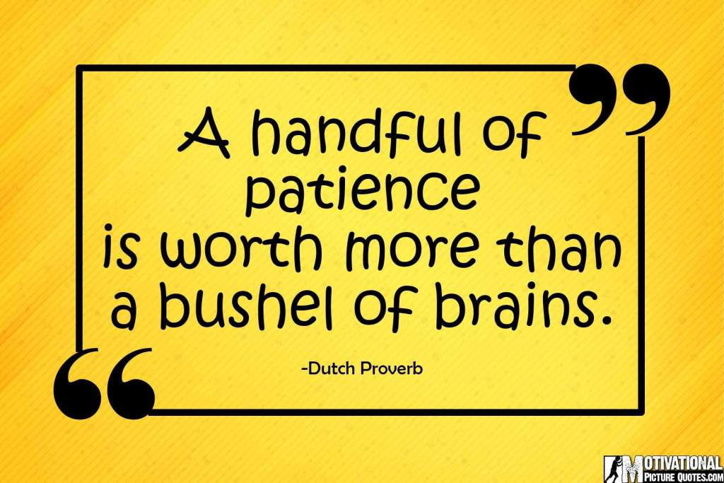 Patience Quotes 083