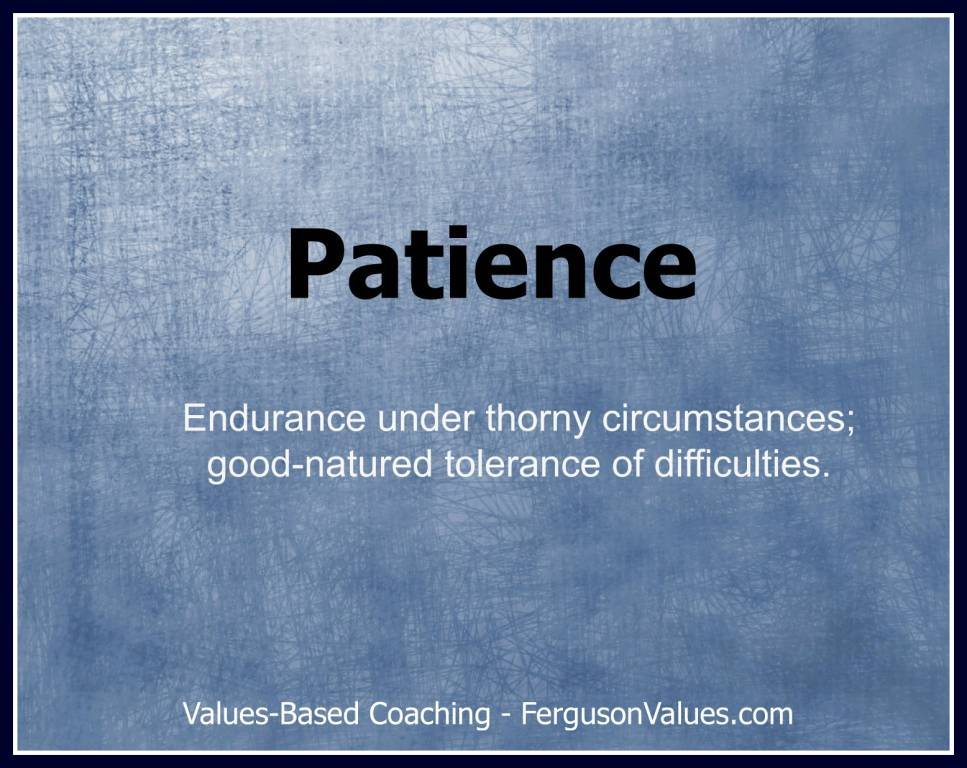 Patience Quotes 106