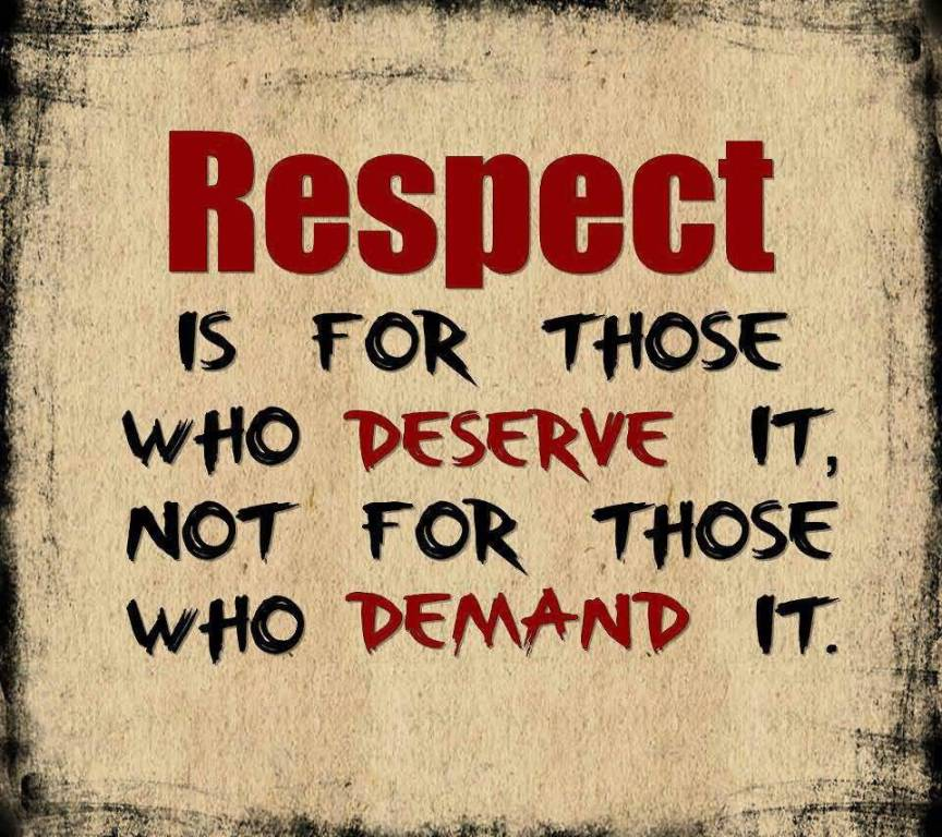 Respect Quotes 112