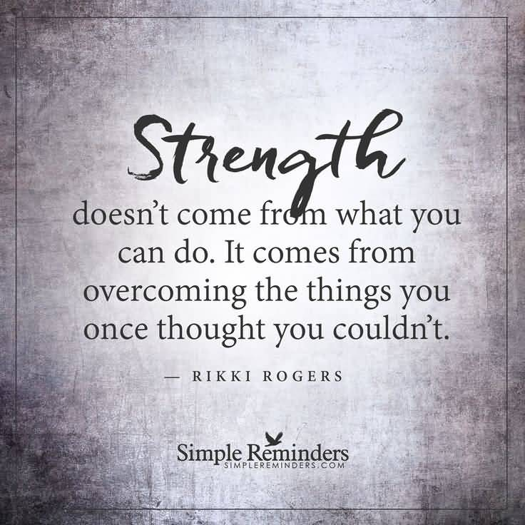 Strength Quotes 070