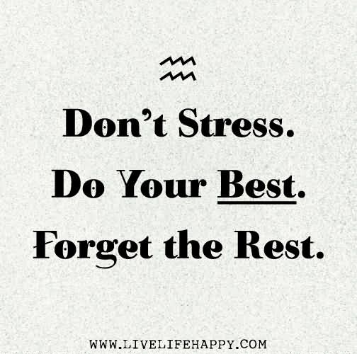 Stress Quotes 032
