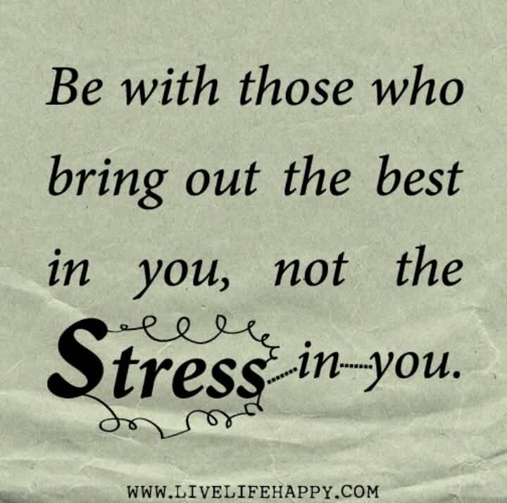 Stress Quotes 098