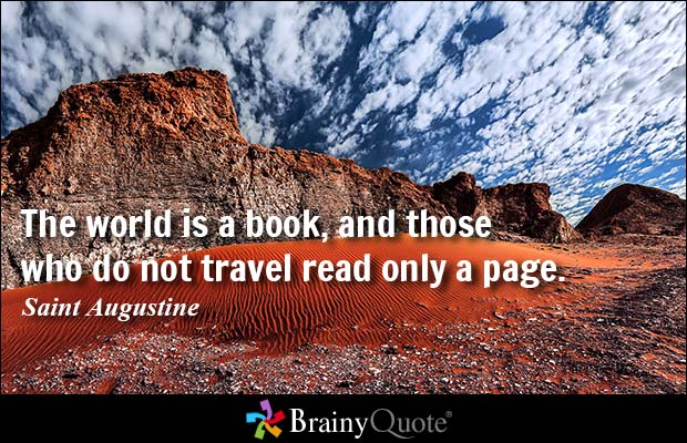 Traveling Quotes Segerios Com