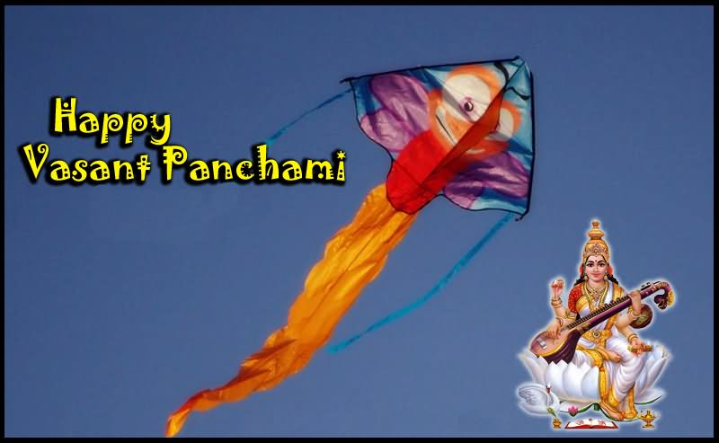 Vasant Panchami Wishes 12