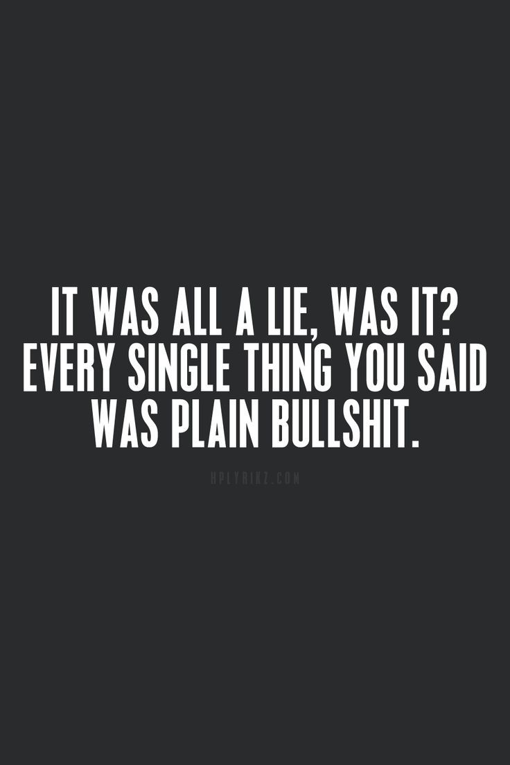 Funny Lie Quotes