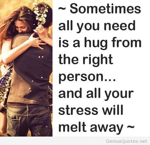 45 Best Hug Quotes And Quotations Collection
