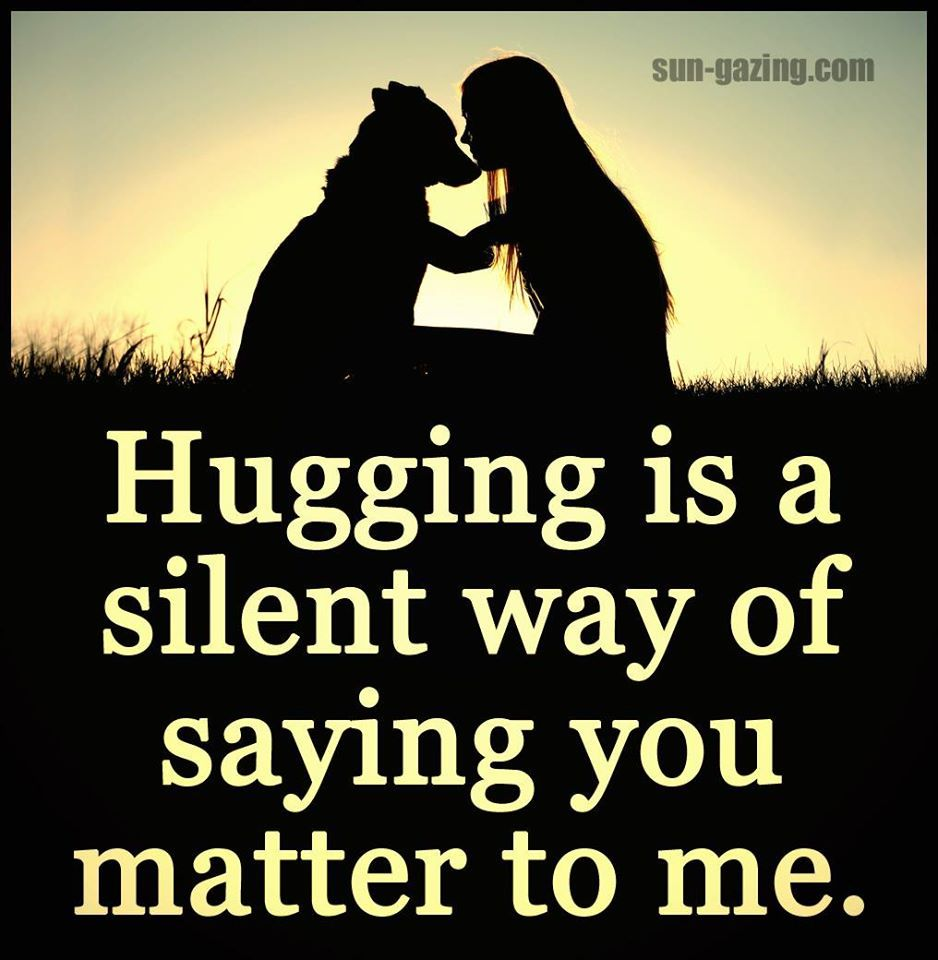 Hug Quotes About Caring