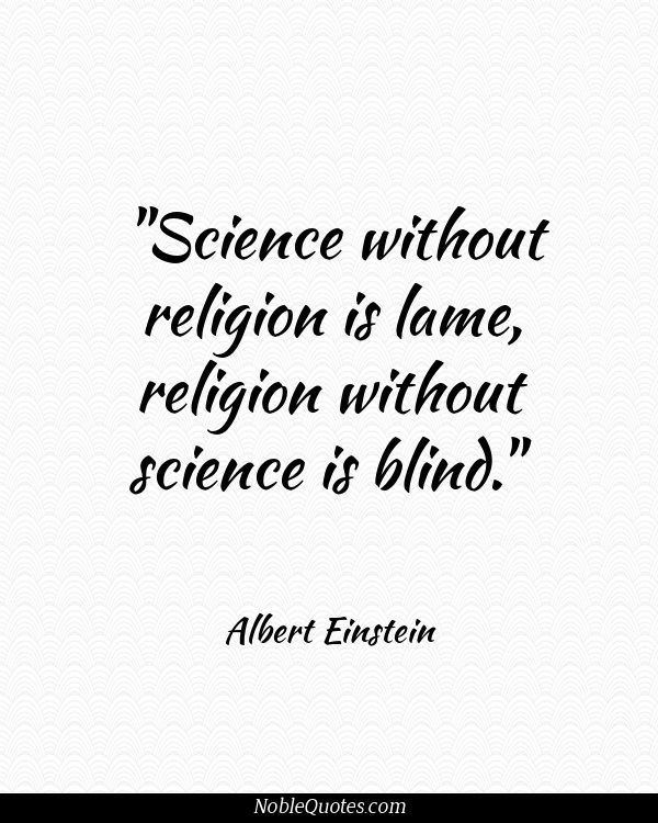 Science Quotes By Albert Einstein