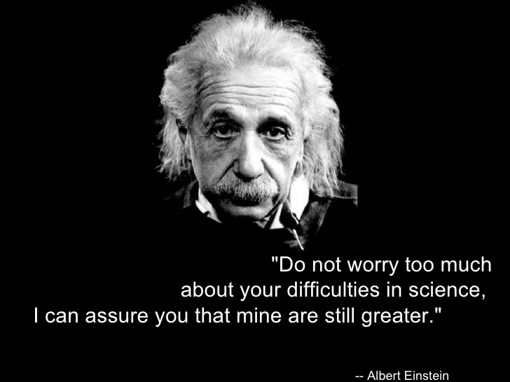 Science Quotes By Einstein