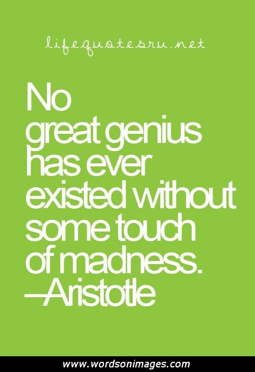 Teen Quotes About Genius