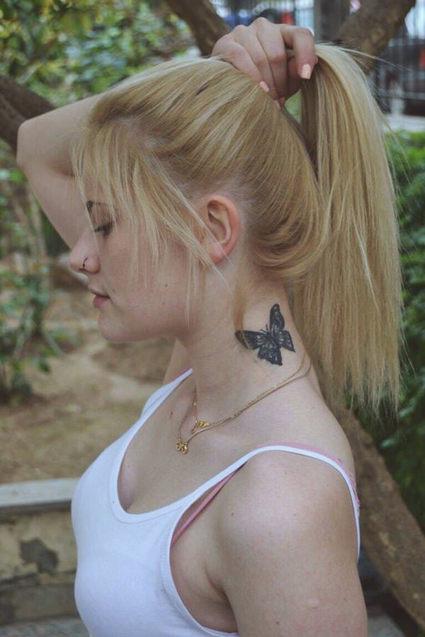 002 @ Butterfly Tattoos Coolest
