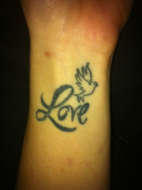 003 Famous Love Tattoos