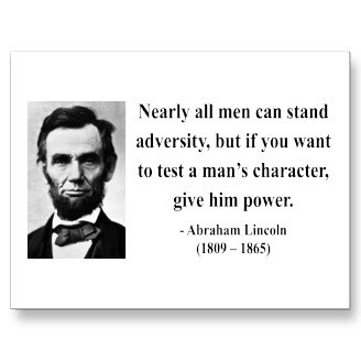 01 @ Abraham Lincoln Quotes