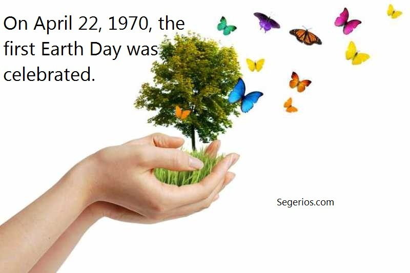 01 @ Earth Day Facts